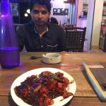If you go Auroville some time check here good food this place good people and nice music and ver