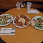 Nupa Mediterranean Cuisine, South Rochester, MN.