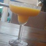 Mango Margarita a little later .