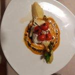 cabillaud vapeur sauce tomates basilic