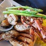 Foto van Blue Restaurant