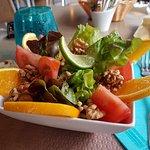petite salade d'été