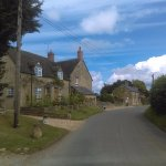 First day of our guided Oxford to Bath Cycling Holiday, through South Cotswold's