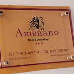Photo of Amenano Bed and Breakfast