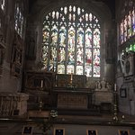 Some of the wonderful stained glass