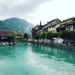 Beautiful town of Interlaken