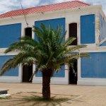 Fachada de la Antigua Aduana, por dentro funcionan 2 oficinas gubernamentales