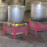 Cooking pots for lobster