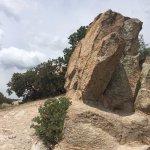 Interesting rocks on Mount Lemmon