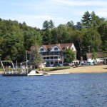 Foto de Adirondack Hotel on Long Lake