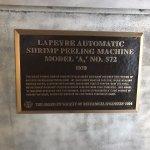 shrimp peeling machine