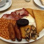 Monster Breakfast