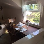 Mendocino Suite - Breakfast nook