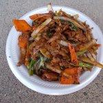 Eddie Cheng Chinese Restaurant. Mongolian Beef.