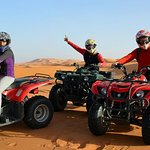 Marrakech Quad Biking Desert