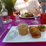 Succulent foie gras .LE TOP .MERCI.