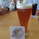 inhouse made beer at Barfuesser