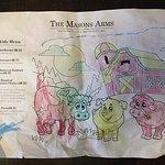 Masons Arms Foto