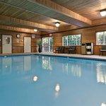 Indoor Pool n Spa open 24 Hours