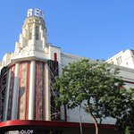 The Grand Rex cinema just down the road