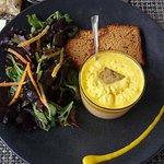 Foie gras et pain d'épices