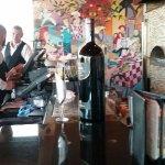 bar at the Grotto