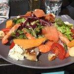 Salade océans