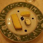 Assiette de 3 fromages