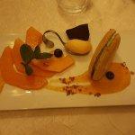 Dessert : Variation autour du melon