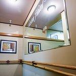 Hotel Interior - Staircase