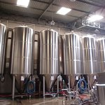 Fermentaion and lagertanks