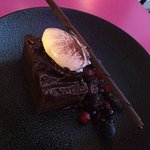 Decandent chocolate