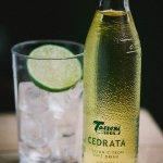 Cedrata - sweet citrus soda