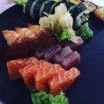 Really good sushi. Fresh and staff was really nice.