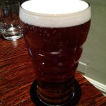"""John Willie's Quirky """"Grip"""" Pint Glass"""