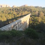 Roman Aqueduct.