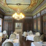 Historic dining room