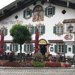 Hotel Alte Post Restaurant Foto