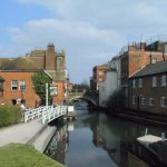 Canal by the Lock Stock and Barrel