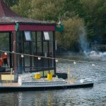 Naval Battle - Peasholm Park