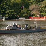 Naval Battle - Peasholm Park, meet the crew.