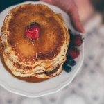 Saturday Pancakes
