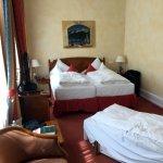 Romantik Hotel Schloss Rheinfels Photo