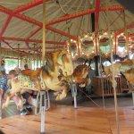 Bilde fra West Endicott Park Carousel