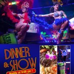 Come experience our dinner and show, for reservations please call 305.673.4422