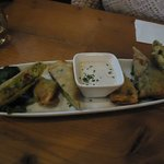 Crispy Avocado Egg Rolls and a lovely dipping sauce