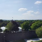 Part of Cardiff Castle