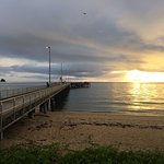 The Palm Cove Jetty at Sunrise