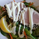 Abacore Tuna salad