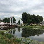 Holland Windmill bridge